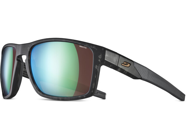 Julbo Stream All Around Sunglasses Men grey/black/multilayer green